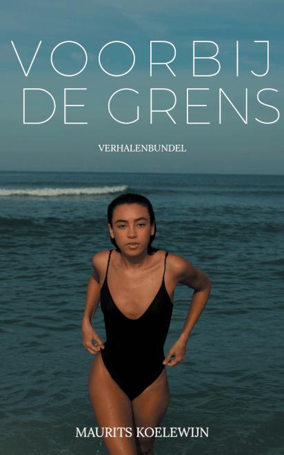 Cover Voorbij de grens (paperback)