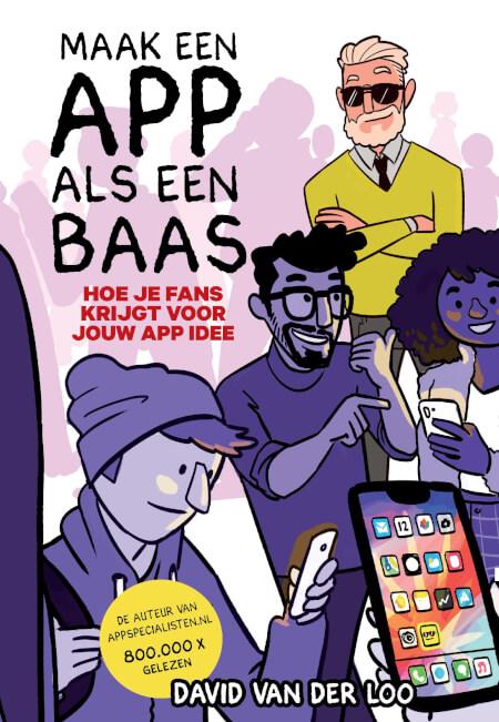 Cover Maak een App als een Baas