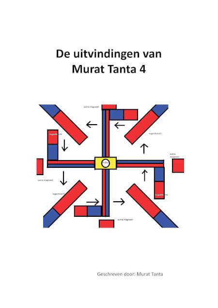 Cover De uitvindingen van Murat Tanta 4