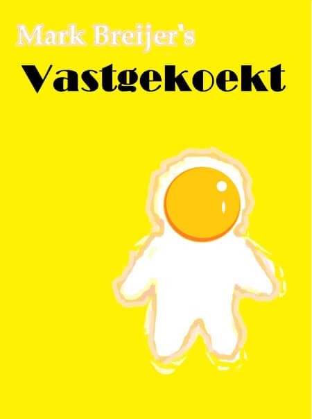 Cover Vastgekoekt