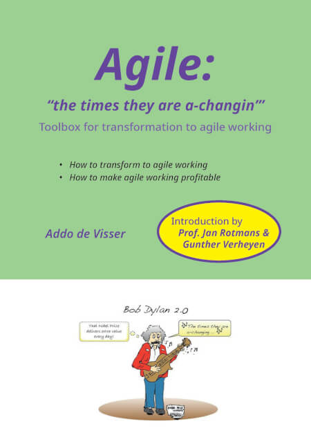 Cover Agile - The times they are a-changin'