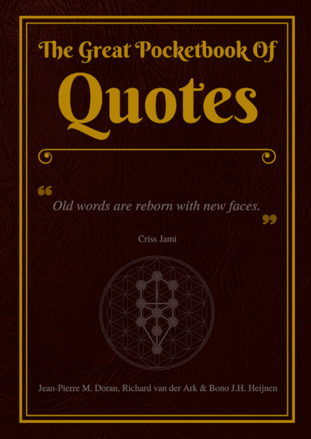 Cover The Great Pocketbook Of Quotes - Hardcover