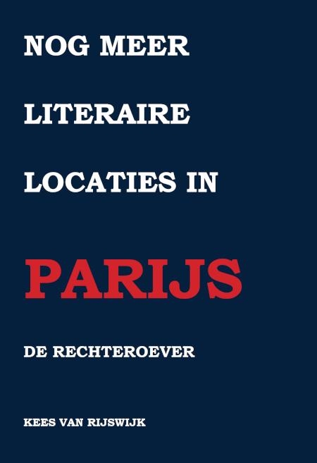 Cover Nog meer literaire locaties in Parijs