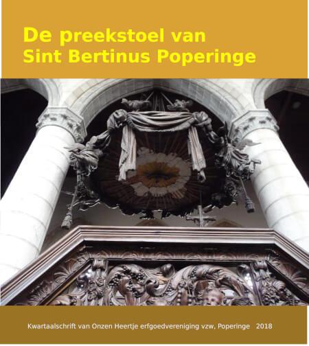 Cover Preekstoel Sint Bertinus Poperinge