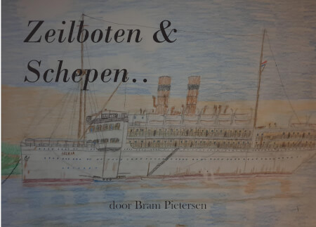 Cover Zeilboten en Schepen..