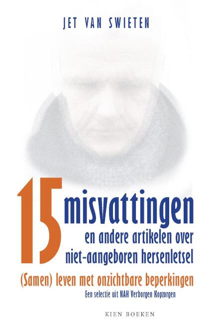Cover Vijftien misvattingen en andere artikelen over NAH