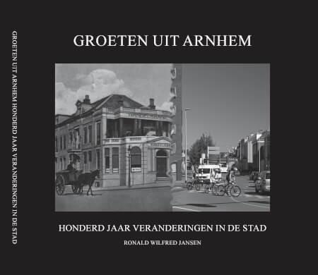 Cover Groeten uit Arnhem