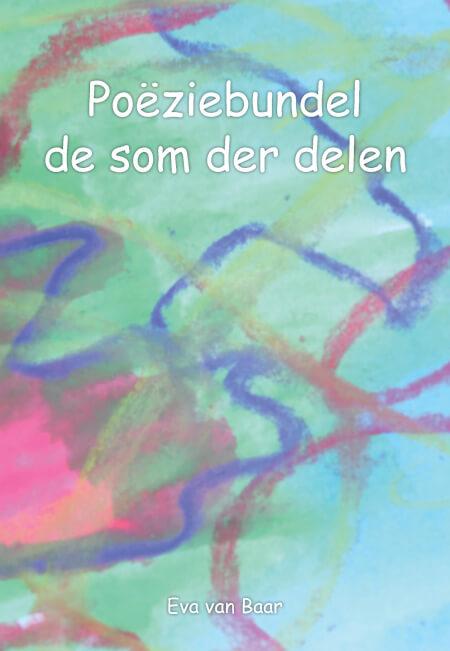 Cover poeziebundel de som der delen