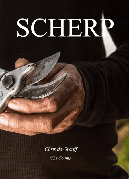 Cover SCHERP
