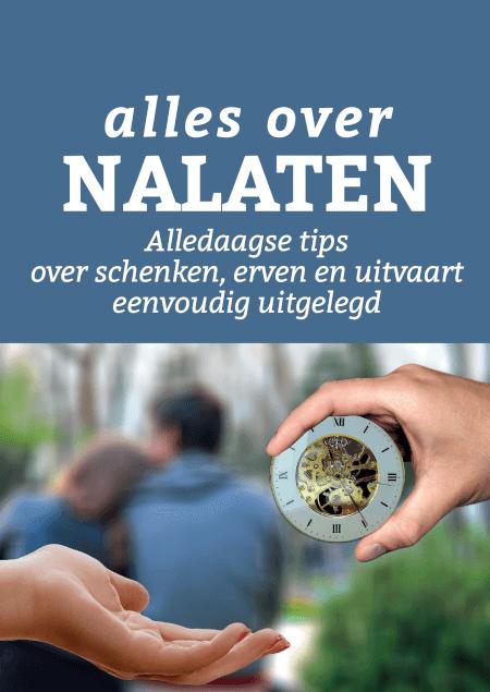 Cover Alles over Nalaten