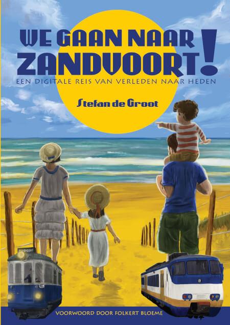 Cover We gaan naar Zandvoort!