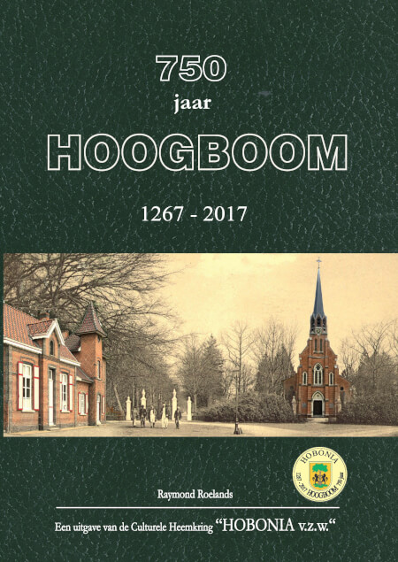 Cover Hoogboom 750j hardcover