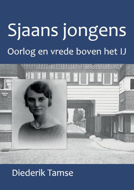 Cover Sjaans jongens (HB)