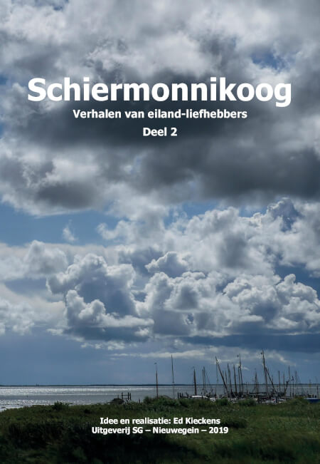 Cover Schiermonnikoog, verhalen van eilandliefhebbers deel 2