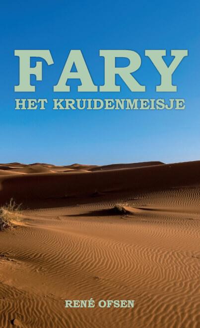 Cover Fary het Kruidenmeisje