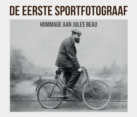 Cover De eerste sportfotograaf