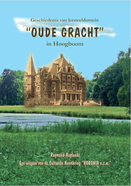 Cover Oude Gracht - paperback