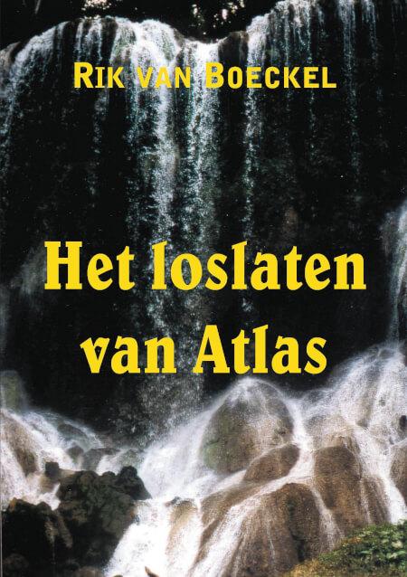 Cover Het loslaten van Atlas