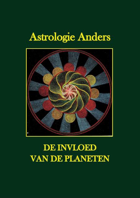 Cover DE INVLOED VAN DE PLANETEN (HB)