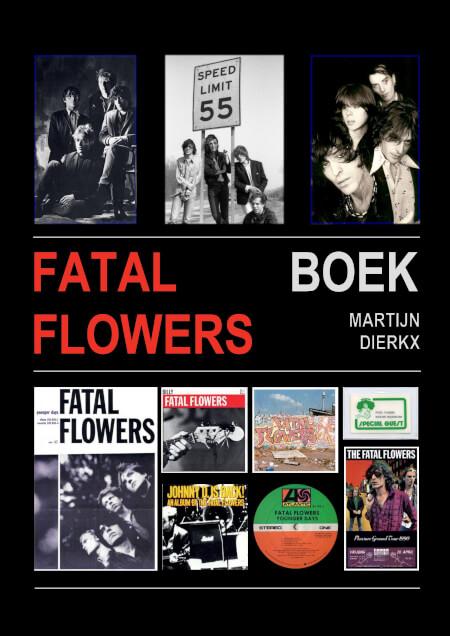 Cover Fatal Flowers boek 2019