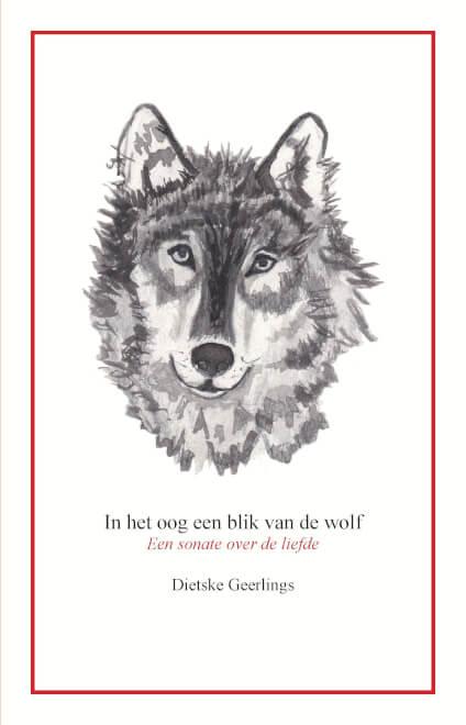 Cover In het oog een blik van de wolf