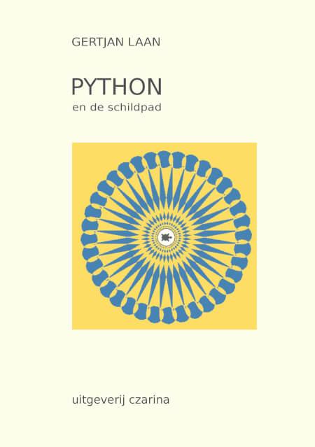 Cover Python en de schildpad