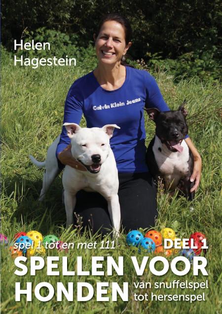 Cover Spellen voor Honden - Deel 1