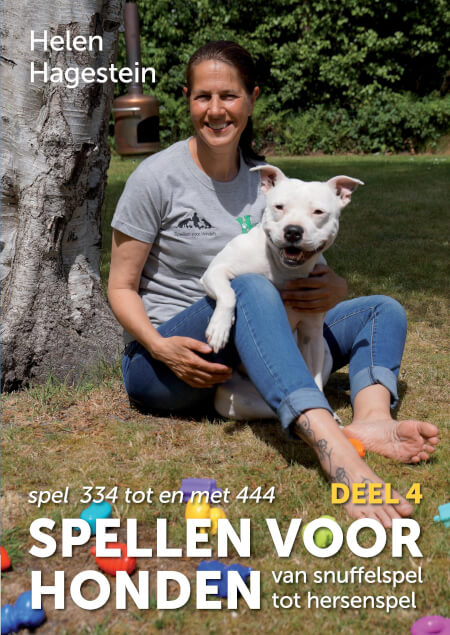 Cover Spellen voor Honden - Deel 4