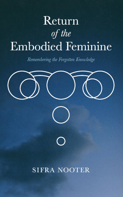 Cover Return of the embodied feminine