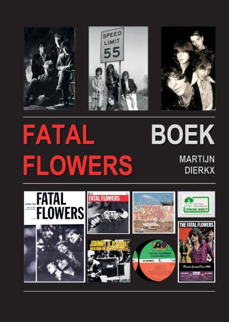 Cover Fatal Flowers boek 2019 hardcover