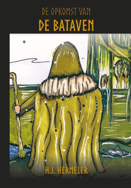 Cover De opkomst van de Bataven