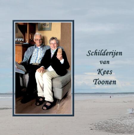 Cover Schilderijen van Kees Toonen XL
