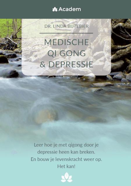 Cover Medische Qigong & Depressie