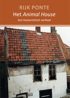 Cover Het Animal House