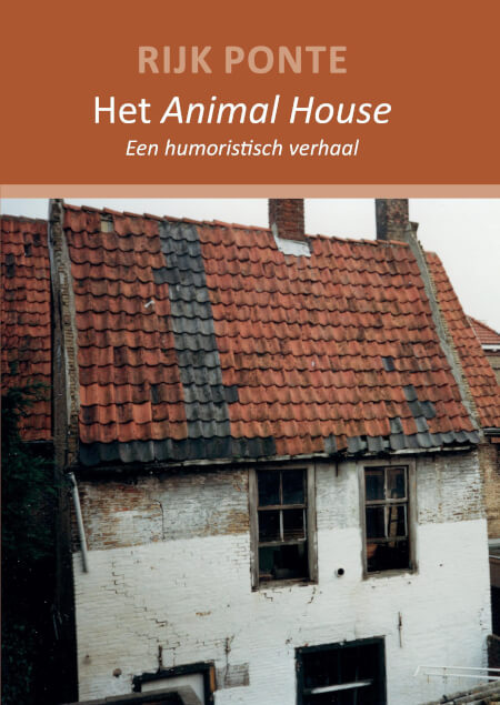 Cover Het Animal House - hardcover