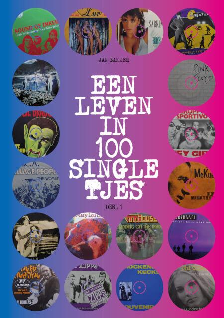 Cover Een leven in 100 singletjes (Deel 1)