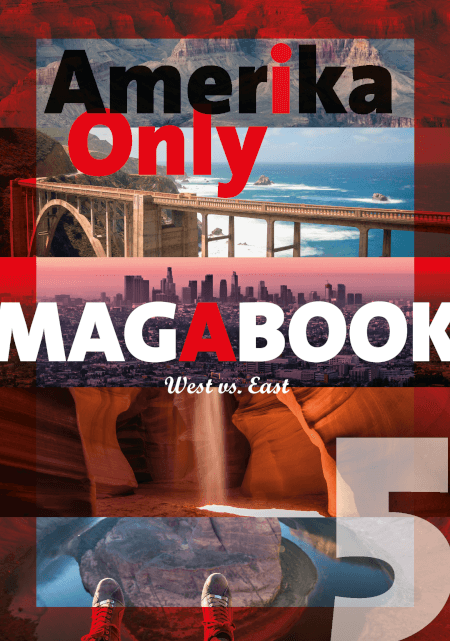 Cover Amerika Only Magabook 5