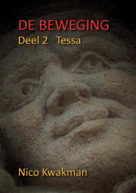 Cover De Beweging deel 2 Tessa