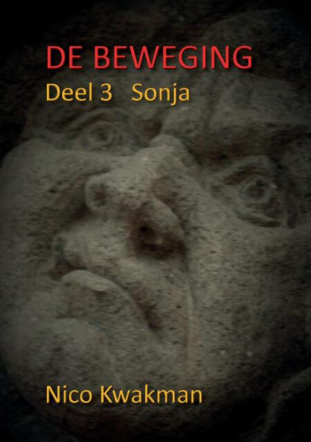Cover De Beweging deel 3 Sonja