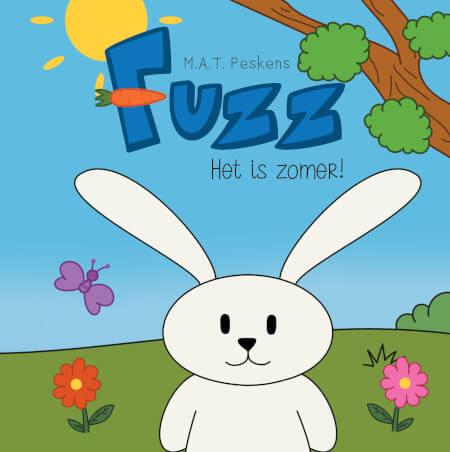 Cover Fuzz - Het is zomer!