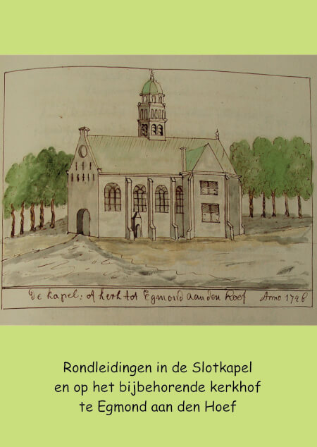 Cover De Slotkapel.