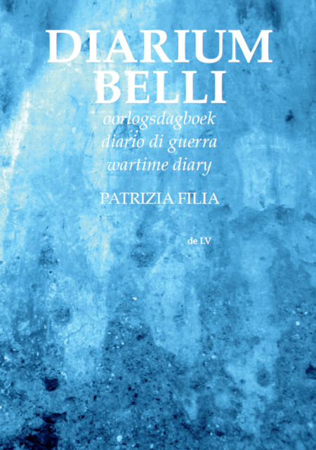 Cover DIARIUM BELLI