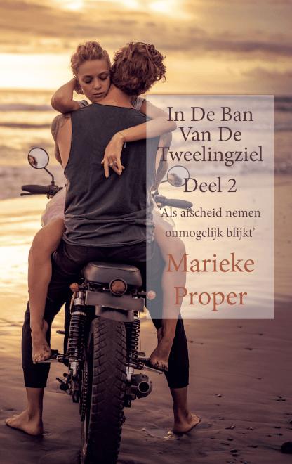 Cover In De Ban Van De Tweelingziel Deel 2