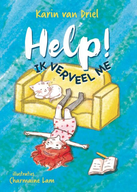 Cover Help! Ik verveel me