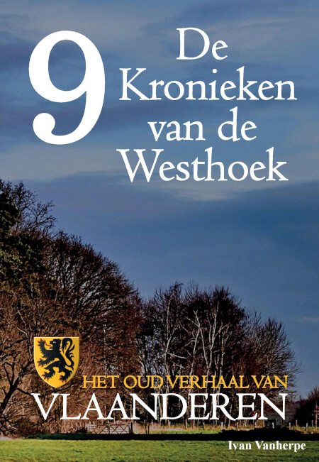 Cover De Kronieken van de Westhoek - deel 9 -