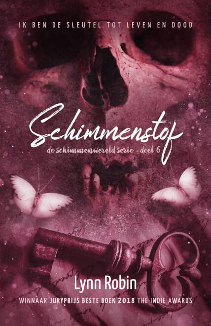 Cover Schimmenstof - Paperback