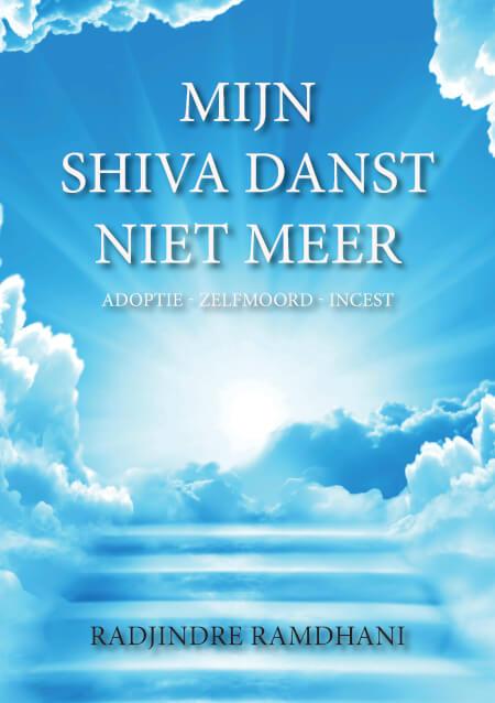 Cover Mijn Shiva danst niet meer