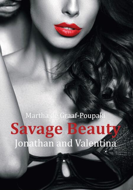 Cover Savage Beauty - Jonathan en Valentina ( English)