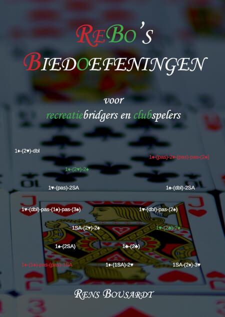 Cover ReBo's Biedoefeningen