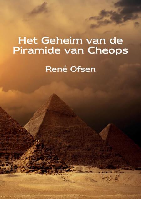 Cover Het Geheim van de Piramide van Cheops